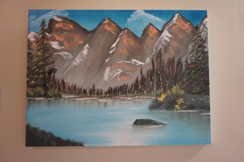 Peachy Lake Mountains